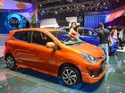 Toyota Wigo bán ra từ năm sau, cạnh tranh trực tiếp với Kia Morning và Hyundai Grand i10