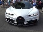 """Sau màn """"đập hộp"""" gây xôn xao, chiếc Bugatti Chiron của tay chơi Ả-Rập bị bắt gặp tại châu Âu"""