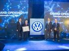 Volkswagen khai trương đại lý đạt chuẩn 4S đầu tiên tại Hà Nội