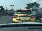 """Mercedes-Benz GLA 45 AMG chói lóa với """"bộ cánh"""" vàng crôm"""