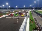 Hàng trăm xe thể thao tiền tỷ và mô tô phân khối lớn tụ tập tại trường đua Bình Dương