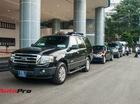 Mục sở thị đoàn xe đưa Thủ tướng Canada thăm TP. HCM