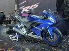 Mô tô thể thao Yamaha R15 3.0 mới liên tục ra mắt Đông Nam Á