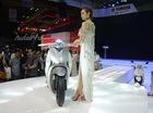 """TRỰC TIẾP: Yamaha đem dàn xe """"khủng"""" đến triển lãm VMCS 2017, điểm nhấn là mẫu concept Glorious"""
