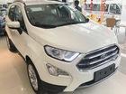 Sáng nay, Ford EcoSport 2018 ra mắt tại Việt Nam