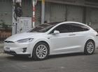 Cận cảnh chiếc xe điện Tesla Model X P90D đầu tiên về Việt Nam
