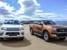 Nghịch lý bán tải ASEAN và Việt Nam: Ford Ranger thất thế trước Toyota Hilux và Isuzu D-Max