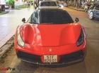 Bỏ decal Người Nhện, Ferrari 488 GTB lên đời bộ mâm mới tại Sài Gòn