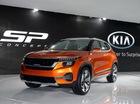Kia SP Concept chính thức lộ diện - đối thủ của Ford EcoSport