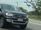 """Ford Everest """"lộ hàng"""" phiên bản mới"""