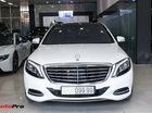 Mercedes-Benz S500 biển tứ quý 9 đi 53.000km rao bán lại giá 4,7 tỷ đồng