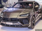 Siêu SUV Lamborghini Urus ra mắt tại Malaysia, giá khoảng 255.000 USD