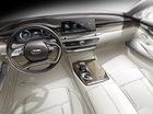 Kia tiết lộ nội thất K900 hoàn toàn mới, dự kiến ra mắt ngay tháng 3