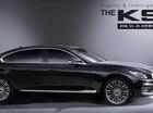 """Kia K900 tiếp tục """"lộ hàng"""" trước giờ G"""