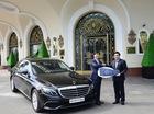 Khách sạn Sài Gòn mạnh tay sắm Mercedes-Benz E200 phục vụ khách hàng