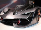 Lamborghini Terzo Millennio: Sự hoang dã trở lại