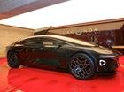 Aston Martin Lagonda Vision Concept - Khi xe thể thao có thể tự lái