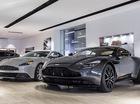 Aston Martin sẽ được phân phối chính hãng tại Việt Nam