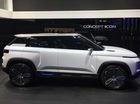 Hãng xe Trung Quốc Geely tung concept đẹp như Range Rover