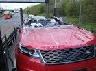 Tài xế này cho Land Rover thấy Range Rover Velar mui trần sẽ như thế nào