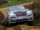 SUV siêu sang Rolls-Royce Cullinan tham gia thử thách khắc nghiệt cuối cùng trước ngày ra mắt