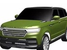Hãng xe Trung Quốc Zotye lại sắp ra mắt SUV mới, lần này đạo Range Rover Sport để cạnh tranh Toyota Highlander
