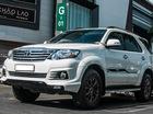 """Thợ Việt biến Toyota Fortuner thành """"Boeing mặt đất"""" với ghế Lexus cho VIP và trần sao kiểu Rolls-Royce"""