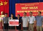 Toyota Việt Nam chi hơn 826 triệu đồng ủng hộ đồng bào bị ảnh hưởng mưa lũ