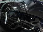 Lộ ảnh nội thất đầu tiên của Nissan Terra - Đối thủ mới của Toyota Fortuner
