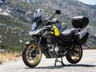 Cạnh tranh Ducati Multistrada 950, Suzuki V-Strom 1000 ABS chính hãng chốt giá 419 triệu đồng