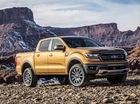 Ford Ranger mới ra mắt với động cơ EcoBoost và hộp số tự động 10 cấp