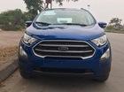 Ford EcoSport 2018 chốt lịch ra mắt khách hàng Việt