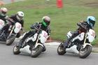 Honda Wave, Blade 110 và MSX125 tranh tài tốc độ trên đường đua