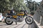 Diện kiến hàng hiếm Honda CB750 Four