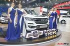 Những bóng hồng tại Motor Expo Thái Lan 2017