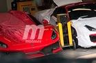 Siêu xe Ferrari 488 mới sẵn sàng cho ngày ra mắt