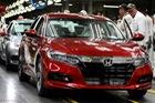 Honda Accord 2018 lên dây chuyền sản xuất, sẵn sàng đối đầu