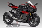 """Yamaha R-09 - """"Ngòi nổ"""" cho cuộc đua mô tô thể thao 900 cc"""