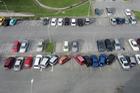 Nếu nghĩ mình đỗ xe dở tệ, bạn sẽ tự tin hơn khi xem những hình ảnh này