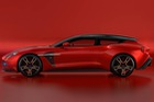 Aston Martin Vanquish Zagato Shooting Brake: Xe vừa