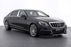 Brabus tung sản phẩm thay thế Mercedes-AMG S63 và Mercedes-Maybach S650