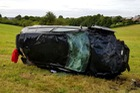 Vụ tai nạn ở vận tốc 200 km/h này cho thấy xe Audi