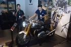 Vừa vào Việt Nam, Triumph chọn ngay fan