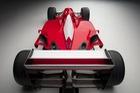 Xe đua Ferrari của Michael Schumacher đắt nhất thế giới