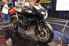 Chiêm ngưỡng vẻ đẹp của Honda CB4 Interceptor - xe café racer đến từ tương lai