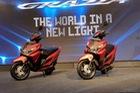 Xe ga 125 phân khối hoàn toàn mới của Honda chính thức được vén màn với giá