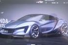 Honda Sports Vision Gran Turismo - Xe thể thao chỉ có trong thế giới ảo