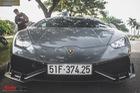 Lamborghini Huracan lên bodykit chính hãng 22.500 USD tại Việt Nam