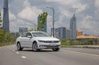 Cận cảnh VW Passat Bluemotion, đối thủ Toyota Camry, có giá 1,450 tỷ Đồng tại Việt Nam
