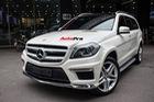 SUV 7 chỗ hạng sang Mercedes GL500 4MATIC cũ rao bán giá 3,7 tỷ đồng tại Hà Nội